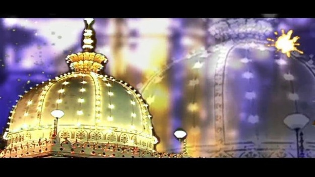 Ajmer Sharif Dargah Dome