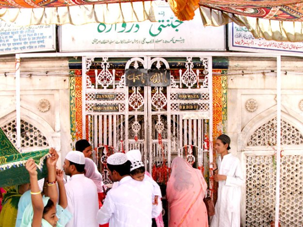 Jannati Darwaza ( Heavenly door) in Ajmer Sharif Dargah.