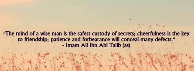 Hzrt. Imam Ali Ibn Abi Talib (KW)