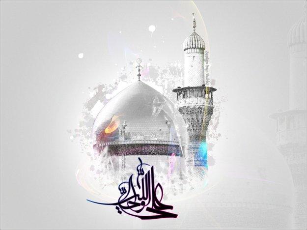 Hz Ali (Karam Allah-Wajhu)