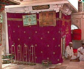 BIBI Syeda Hafiz Jamal Sahiba (R.A)