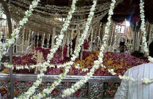 Shrine of Hzrt Khwaja Gharib Nawaz (R.A)
