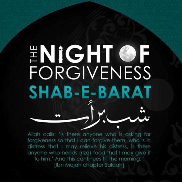 Shab-e-barat-mubarak